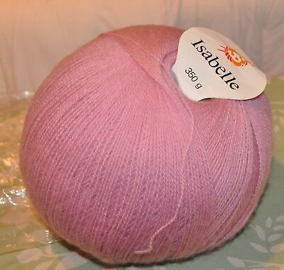 350 g tolle Wolle Rosee