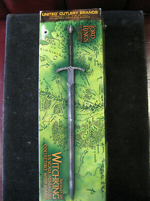 United Cutlery Lord of the Rings 1/5 Scale Sword Witch King UC1266MIN