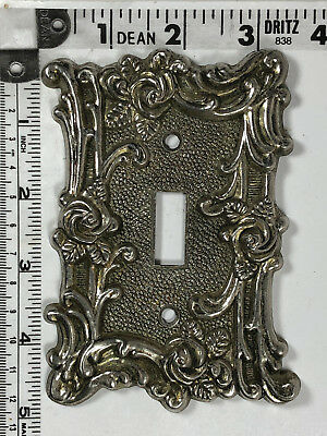 Roses & Scrolls American Tack & Hardware Single Toggle Switch Cover Wall Plate