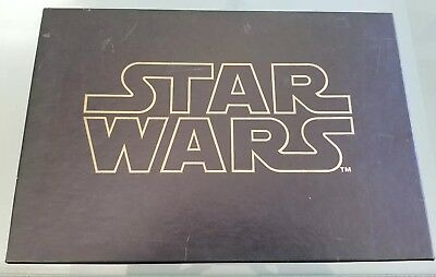 Star Wars Audio Reel to Reel Set RN-561 4 Track & Story Of Starwars No Reserve !