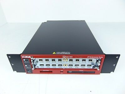 IXIA Tester optixia XM2 with LSM10GXMR8-01 + LSM10GXM8S-01 WINDOWS 7 ULTIMATE