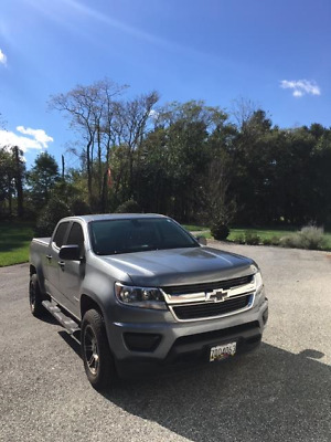 2018 Chevrolet Other Pickups W/T 2018 Chevrolet Colorado