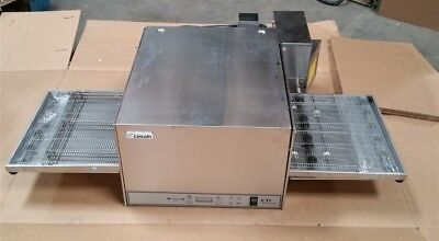 New Lincoln Digital Countertop Impinger Conveyor Oven 2500 Series Cosm Damage