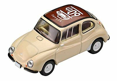 Tomica Limited Vintage Neo 1/64 TLV-173a Subaru 360 60th Anniversary Beige F/S
