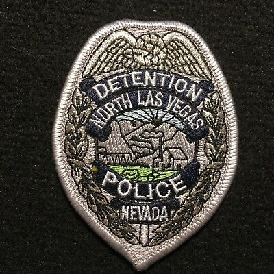Nevada - North Las Vegas Police Department Detention Patch