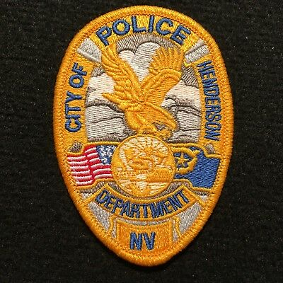 Nevada - Henderson Police Department Patch