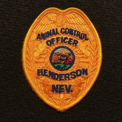 Nevada - Henderson Police Department Patch ANIMAL CONTROL OFFICER