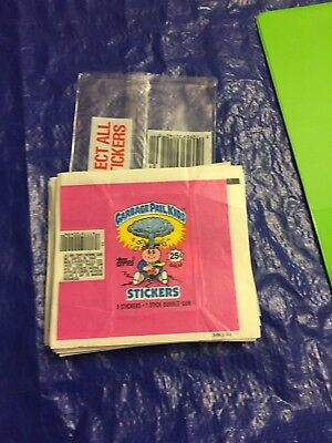 Garbage Pail Kids Os Wrappers 49 Variants Os 2-15