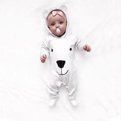 Baby winter clothes cute rompers Cartoon Romper Jumpsuit