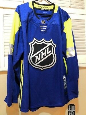 AUTHENTIC 2018 NHL All Star Game Atlantic Division Adidas Adizero Jersey 56