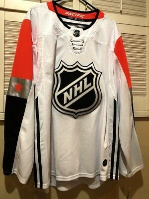 AUTHENTIC 2018 NHL All Star Game Pacific Division Adidas Adizero Jersey 56