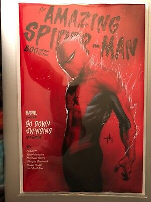 "Amazing Spider-Man #800 1 in 25 Gabriele Dell""Otto Variant"