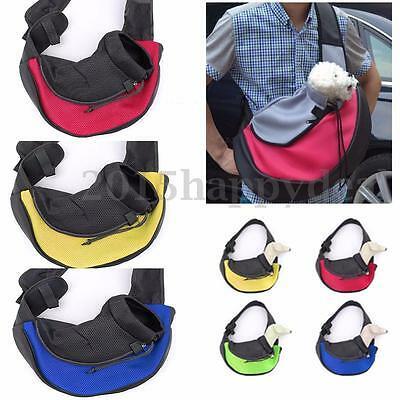 Bolsa Mascota Mochila Gato Bolso Bandolera Perro Pet Backpack Bag Animal new