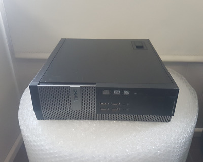 Dell Optiplex 9020 SFF i5-4670 3.4 GHz 8GB RAM 500GB HDD Windows 10 Pro