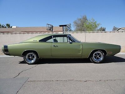 1970 Dodge Charger 500 1970 Dodge Charger 500 426 HEMI NO RESERVE