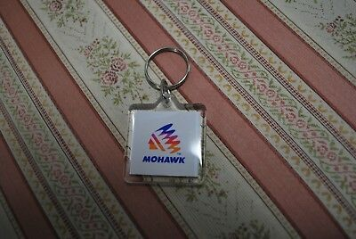 Mohawk Gas And Oil Key Chain