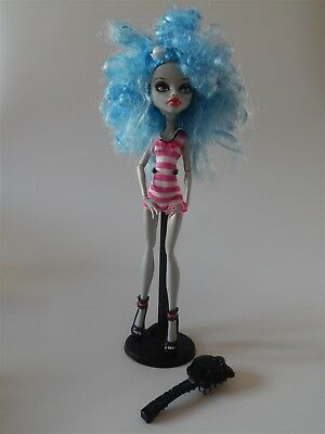 Monster High - Ghoulia Yelps doll, Mattel 2008