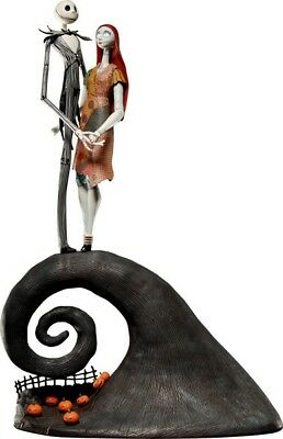 Nightmare before christmas Sally Jack Spiral hill - sehr selten limited edition