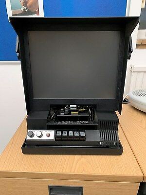 FAIRCHILD Synchromatic 110 Portable Sound Filmstrip Projector