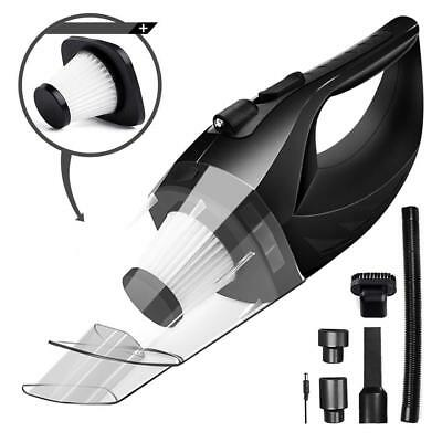 Cordless Portable Hand Vacuum Rechargeable Dust Buster Cleaner Home Car Pet Hair
