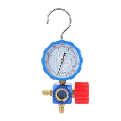 New Air Conditioning Manifold Gauge R12 R502 R22 R410 R134A Manometer Valve Tool