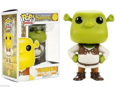Funko Pop Movie Dreamworks 278 SHREK New Vinyl Original Figure