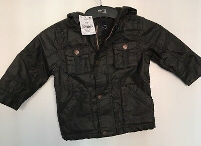 Next Baby Boys Coat Size 18-24 Months