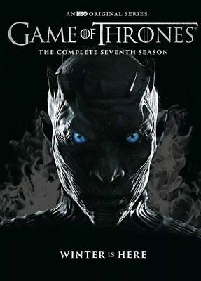 New Dvd Game Of Thrones Season 7