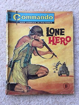Commando Comic Silver age No 18