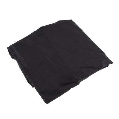 Waterproof Boat Outboard Motor Cover for 100 HP Waterproof 68x35x61cm Black