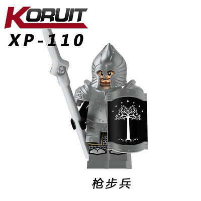 XP110 Kids Weapons Collectible Custom Rare #110 Compatible Movie Gift #Chen