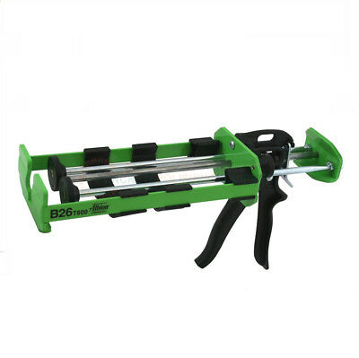 Dual Cartridge Dispensing Gun 600ml for Joint and Repair Filler