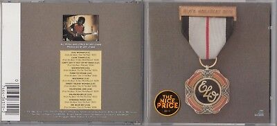 Electric Light Orchestra - ELO's Greatest Hits  (CD, Jul-1986, Jet Records)