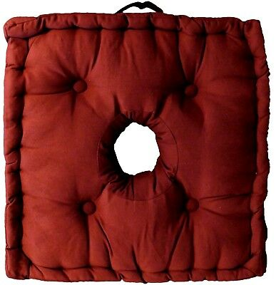 Comfort Booster Cushion, Wine
