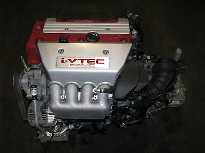 JDM Honda K20A Type R Engine and 6 Speed Transmission EP3 Civic Type R iVTEC