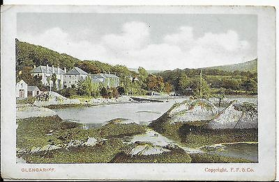 Rare Lovely Vintage Postcard,a View Of Glengariff,cork,ireland