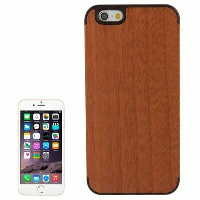 For iPhone 6S,6 Case,Wood Grains High-Quality Durable Shielding Back Cover