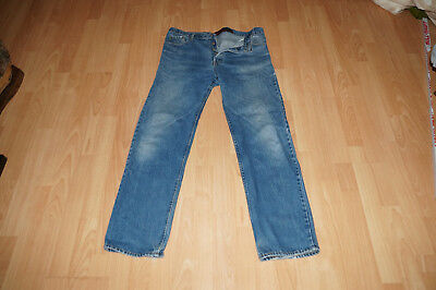 Levis 501 Jeans W34/L34 used #3