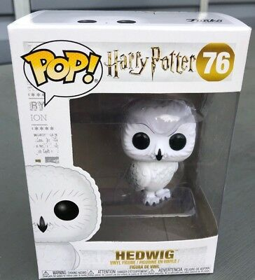 Funko Pop! Harry Potter Hedwig #76 *New in Box*