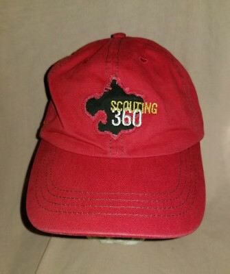 Greater Cleveland Council BSA Scouting 360 Hat Baseball Cap Adjustable Scouts