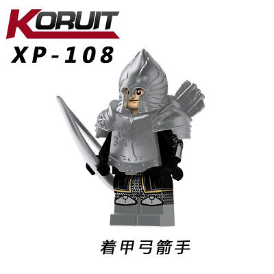 XP108 Kids #108 Character Compatible Custom Rare Collectible Movie Gift #Chen