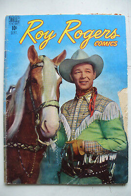 Roy Rogers #9 ...My Opinion G+......