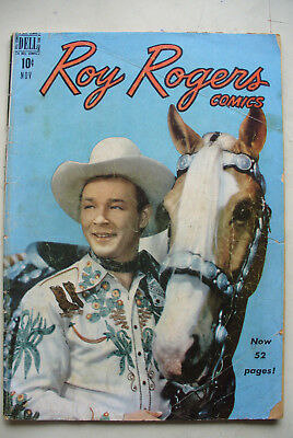 Roy Rogers #23 ...MY OPINION ....G+......