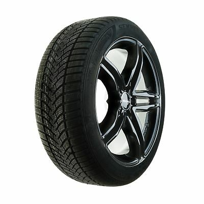 4 Wheelworld Alu  Winterräder Audi A4 215/50 R17 95V Semperit