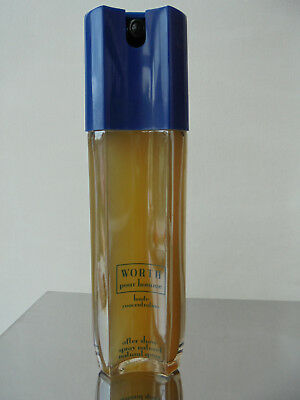 Worth pour homme haute concentration after shave spray naturel natural 100 ml