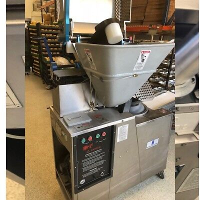 SCALE-O-MATIC S300 DOUGH ROUNDER DIVIDER AM Manufacturing
