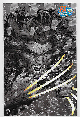 Return of Wolverine #2 Marvel 2018 NYCC New York Comic Con McNiven Variant Cover