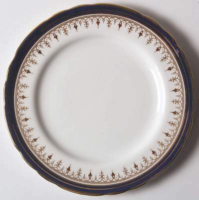 Aynsley LEIGHTON COBALT (SCALLOPED) Bread & Butter Plate 22846