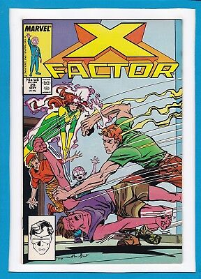 X-Factor #20_September 1988_Very Fine/near Mint_Marvel Comics!