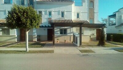 A 2 Bedroom 2 Bath Self Catering Holiday Let On A Gated Resort In Murcia Spain..
